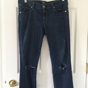 Citizen of Humanity Men's Low Rise jeans 32 AVA